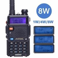 Радиостанция Baofeng UV-5R, 136-174/400-520 Mhz, 8W, 1800mA
