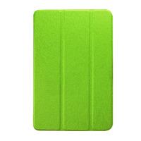 Чехол Smart-cover для Apple iPad mini 4, полиуретан, пластик, зеленый