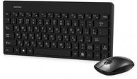 Набор беспроводной клавиатура + мышь, Smart Buy SBC-220349AG-K, мини, черный