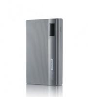 Портативный аккумулятор 10000mAh, Remax RPP-53, 2хUSB, серый