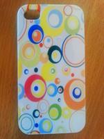 Чехол-накладка на Apple iPhone 4/4S, пластик, painted 47
