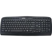 Клавиатура беспроводная Perfeo POSTSCRIPTUM (PF-5191), USB, мультимедиа, черный