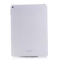 Чехол-накладка для Apple iPad 2/3/4, силикон, прозрачный