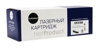 Картридж лазерный NetProduct CF218A для HP LJ Pro M104/MFP M132, 1,4K, с чипом