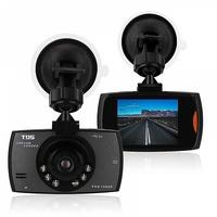 Видеорегистратор TDS TS-CAR28, HD, серый