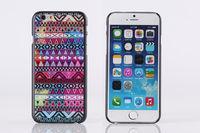 Чехол-накладка на Apple iPhone 6/6S, пластик, symmetry 1