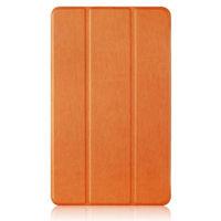 Чехол Smart-cover для Samsung Galaxy Tab S 8.4, полиуретан, оранжевый