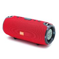 Портативная колонка, Орбита OT-SPB23, Bluetooth, USB, FM, AUX, TF, 10Вт, 1200mAh, красный