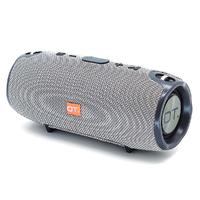 Портативная колонка, Орбита OT-SPB23, Bluetooth, USB, FM, AUX, TF, 10Вт, 1200mAh, серый