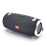 Портативная колонка, Орбита OT-SPB65, Bluetooth, USB, FM, AUX, TF, 10Вт, 1500mAh, черный