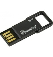Память USB 2.0 Flash, 8GB, Smart Buy BIZ Black
