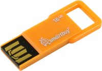 Память USB 2.0 Flash, 16GB, Smart Buy BIZ Orange