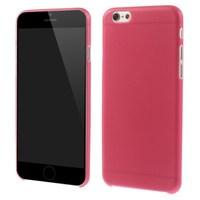 Чехол-накладка на Apple iPhone X/Xs, пластик, ультратонкий, красный