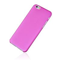 Чехол-накладка на Apple iPhone X/Xs, пластик, ультратонкий, розовый