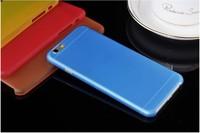 Чехол-накладка на Apple iPhone X/Xs, пластик, ультратонкий, синий