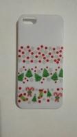 Чехол-накладка на Apple iPhone 5/5S, пластик, color 4