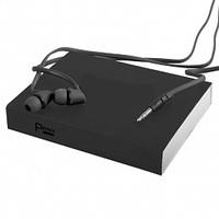 Наушники RePU PU-02, stereo, черный