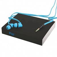 Наушники RePU PU-02, stereo, синий