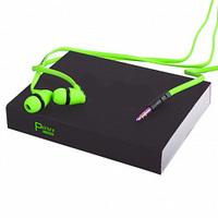 Наушники RePU PU-02, stereo, зеленый