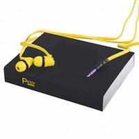 Наушники RePU PU-02, stereo, желтый
