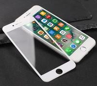 Защитное стекло Apple iPhone 6/6S Plus на дисплей, 3D, белый