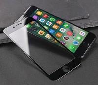 Защитное стекло Apple iPhone 6/6S Plus на дисплей, 3D, черный