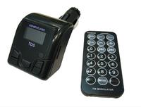 FM-модулятор, Орбита KB-501, Bluetooth, USB/microSD, пульт