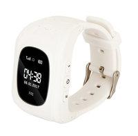 Смарт-часы Q50, детские, Sim, LCD, GPRS, LBS, белый
