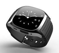 Смарт-часы M26, 1.4TFT, BT, IP65, черный