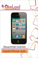 Защитная пленка на дисплей iPhone 4/4S