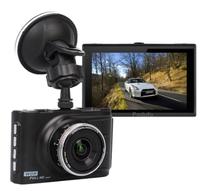"""Видеорегистратор Podofo PD01, FHD, 3"""", 140',  HDMI, черный"""