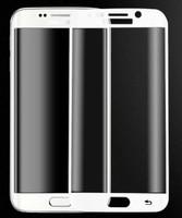 Защитное стекло для Samsung Galaxy S8 на дисплей, 3D, белый