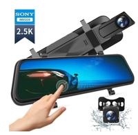 """Видеорегистратор зеркало с камерой заднего вида VanTop H610, SHD, 10.0"""", сенсор, Sony IMX335"""