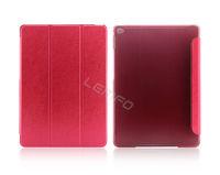 Чехол Smart-cover для Apple Ipad Air 2, полиуретан, красный