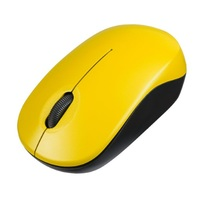 Мышь беспроводная, Perfeo SKY, оптическая, 3кн, жетый (PF_A4505)