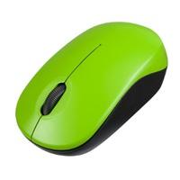 Мышь беспроводная, Perfeo SKY, оптическая, 3кн, зеленый, черный (PF_A4507)