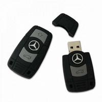 Память USB 2.0 Flash, ключ, мерседес 16 Gb