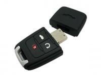 Память USB 2.0 Flash, ключ, авто 16 Gb