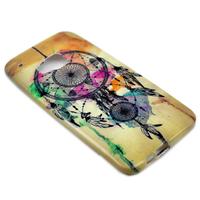 Чехол-накладка на HTC One M9 силикон, painted 1