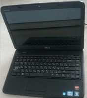 Ноутбук Dell N4050 P22G, i3-2330M 2200МГц / 4096МБ / 500ГБ / AMD Radeon HD 6470M / Windows 7 / 14.0""
