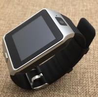 Смарт-часы ZD09, microSim, 240*240 TFT, BT, 0,3Mp cam, microSD, серебристый