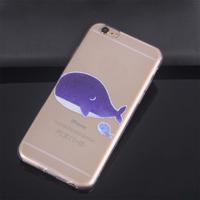 Чехол-накладка для Huawei Ascend P8 силикон, ультратонкий, кит