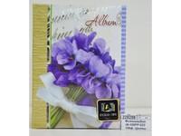 Фотоальбом 10x15, 100 шт, Цветы (IA-100 PP-(022))