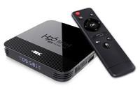 Медиаплеер H96 mini H8, Android 9, RK3228A, 2/16GB, SD, 2xUSB, HDMI, Wi-Fi AC, BT, LAN, AV