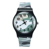 Часы наручные Noname, ц.камуфляж, р.камуфляж, силикон