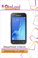 Защитное стекло Samsung Galaxy J1 Mini (2016)