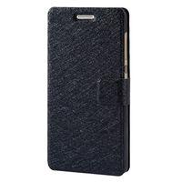 Чехол книжка для Huawei Honor 4C полиуретан, черный
