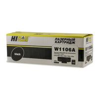 Картридж Hi-Black (HB-W1106A) для HP Laser 107a/107r/107w/MFP135a/135r/135w, 1K (без чипа)