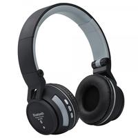 Гарнитура беспроводная, полноразмерная, SAIYO-BT896, Bluetooth, TF, aux, fm, стерео, черный