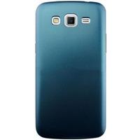 Чехол-накладка на Samsung Grand 2 (G7106) пластик, зеленый